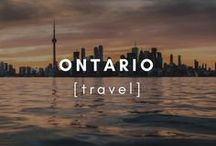 Travel | Ontario, Canada / Inspirational tips and photographs from around Ontario, Canada.