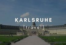Travel | Karlsruhe, Germany / Inspirational tips and photographs from around Karlsruhe, Germany.