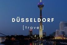 Travel | Düsseldorf / Inspiring you to explore the beautiful and modern city of Düsseldorf, Germany.