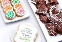2016 Mother's Day Decorated Cookie Gifts / Corso's Cookies Decorated Cookie Gifts for Mother's Day