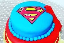 Superman Cake, Party