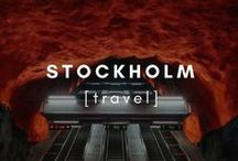 Travel | Stockholm, Sweden / Inspirational tips and photographs from around Stockholm, Sweden.