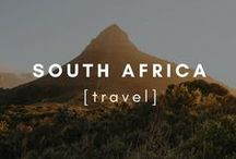 Travel | South Africa / Inspirational tips and photographs from around South Africa.
