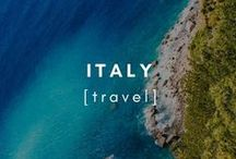 Travel | Italy / Inspirational tips and photographs from around Italy.