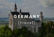 Travel | Germany / Inspirational tips and photographs from around Germany.