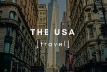 Travel | USA / Inspirational tips and photographs from around the United States of America.