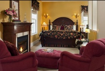 Whistling Swan Inn - Interior / Newly redecorated rooms at the inn. / by Whistling Swan Inn