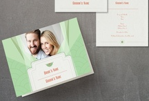 Minted Union Wedding / Embark on your next chapter together on a fresh note by accenting your big day with minty hues. Carry the theme throughout your celebrations for a crisp and memorable look.