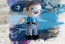 Pequeños muñecos amigurumizad@s / ¡Búscate entre los pequeños muñecos amigurumi personalizados hechos a mano!