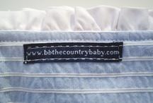 Textil / Textile / Ideas de textil infantil. Desde telas personalizadas hasta elementos de canastilla.