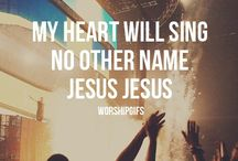 Jesus is Lord! / From my heavenly father!
