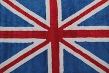 Estilo British /  British Style / Inspiración de estilo british o inglés en casa. Decoración, detalles  y otros elementos.
