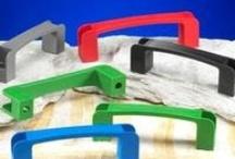 Drawer Handles / A range of Plastic or Metal Drawer Furniture Handles and Plastic Drawer Handles