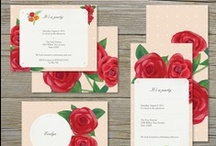 Poetic Attitude Party / The flower is an object of romance, a gesture of kindness and an essential feature in any celebration. This board showcases floral collections that are fitting for any event.