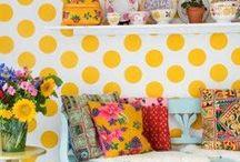 Deco Verano / Summer Deco / Inspiración de decoración infantil en verano. Cientos de ideas coloridas.
