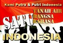 BAHASA / Cinta dan bangga terhadap Bahasa Indonesia