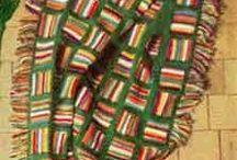 вязание / пледы 2