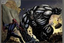 Rhino vs Spider-man