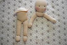 Bez bebek / by Ayşegül Yıldırım