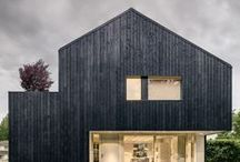 passive house design / projects demonstrating passive house design and other inspirational sustainable practices