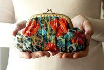Bolsos que inspiran... / Inspiración para tejer, coser y realizar bolsos, bolsas, monederos y fundas. Tutoriales, esquemas y patrones.