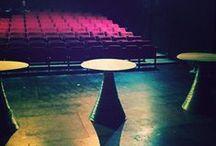 """Mobilier pour pièce de theatre """"La vie quoi!"""" Mise en scène Aurélie Kavafian juillet 2014 / Theatre acte 2 lyon"""