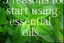 Essential Oils / These oils really works!