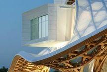 Arictecture stuff / buildings facade - models - interior ideas etc.