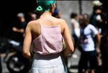 STREET STYLE / #fashion #style #street #girls #streetstyle