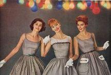 VINTAGE / #fashion #style #retro #oldfashion