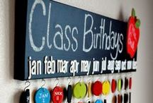 CLASSROOM DECORS | / All for my kids.