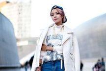 ASIA'S STYLE / #asia #style #fashion #street #korea