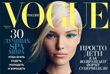 VOGUE / #vogue #magazine #fashion