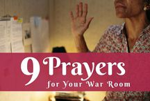 This time it's WAR!!! / Preparation for the prayer Warrior!!