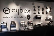 The silence before the storm: This is how the #CYBEXbyMarcelWanders exhibition booth looked like! / http://marcelwanders.cybex-online.com/ / by CYBEX