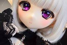 04 CHIBI -LOLITA / Very pretty charming little creature. * Miniature pocket versions of characters. CHIBI -LOLITA