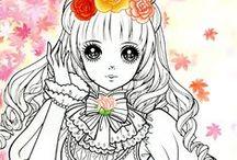 01A - KOLOROWANKA / Coloring = Animation,   * For children - Animation