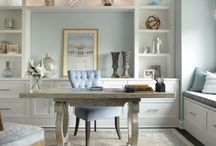 Meet me in my office / Design Ideas for new home office