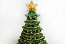 CROCHE PARA NATAL (CHRISTMAS CROCHET) / CROCHE PARA NATAL (christmas crochet)