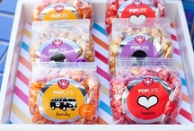 Popcorn Favor Ideas