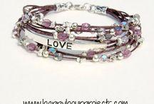 Stringed beads