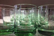 Stylish Recycled Glass
