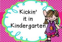 Kickin' it in Kindergarten! / ideas for kindergarten! NOTE TO PINNERS: pin 1 to 3 products (paid or free) per day and pin as many ideas as you'd like! Please be sure to go back and delete repeat pins. Remember to also pin IDEAS! The more ideas, the more the board will grow!  / by Jennifer Smalarz