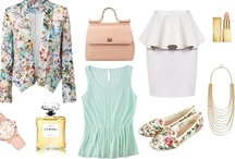 Polyvore / Letting out my frustrated-fashiony self through polyvore as seen here  / by Denise