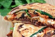 FOOD - Sandwiches / #sandwiches #bacon #vegetarian #breakfast #snack