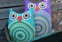 CORUJA DE CROCHÊ (CROCHET OWL) / CORUJA DE CROCHÊ (CROCHET OWL)
