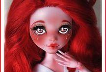 Dolls / by Patricia R.