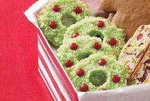 HO-HO-HO COOKIES / CHRISTMAS COOKIES PARTY COOKIES