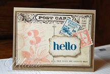 Cards - Vintage & Collage