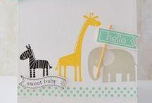 Cards - Baby & Itty Bitties